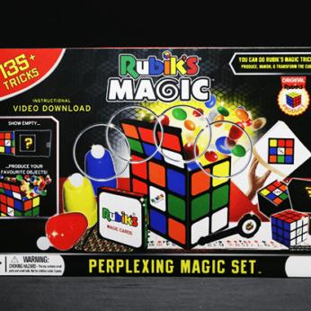 Rubik Perplexing Magic Set by Fantasma Magic