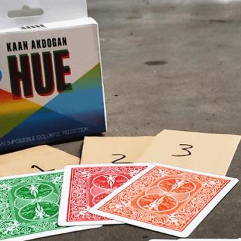 HUE by Kaan Akdogan and MagicfromHolland