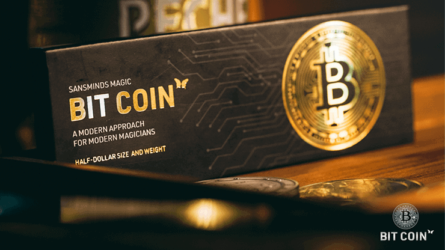 The Bit Coin by SansMinds