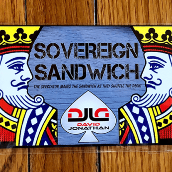 Sovereign Sandwich by David Jonathan