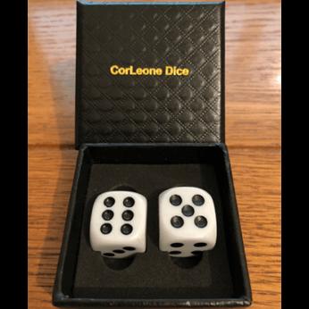 CorLeone Dice Set by Leo Smetsers