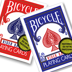 Bicycle Playing Cards Gold Seal