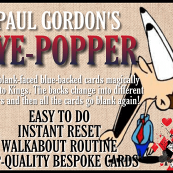 EYE POPPER by Paul Gordon