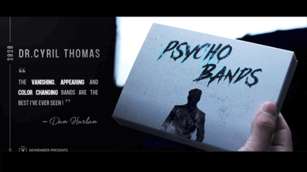 Psychobands by Dr Cyril Thomas ft Calvin Liew