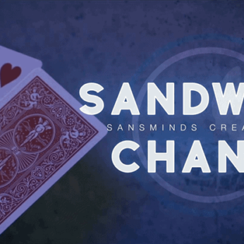 Sandwich Change by SansMinds Creative Labs - DVD