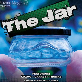The Jar US Version by Kozmo, Garrett Thomas and Tokar - DVD