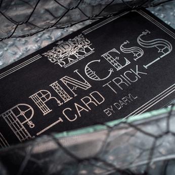 Princess Card Trick by DARYL