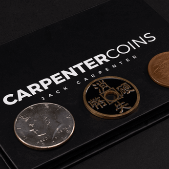 Carpenter Coins by Jack Carpenter