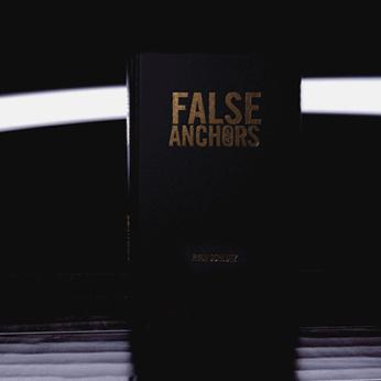 False Anchors Set by Ryan Schlutz - Book