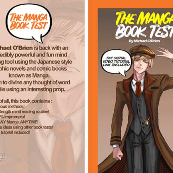 MANGA Book Test by Michael O'Brien