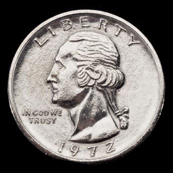 JUMBO 3 inch Quarter
