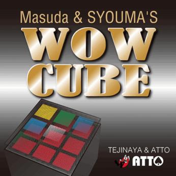 WOW CUBE by Tejinaya Magic