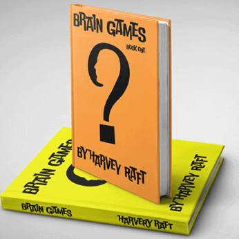 BRAIN GAMES (2 Volume Set) by Harvey Raft