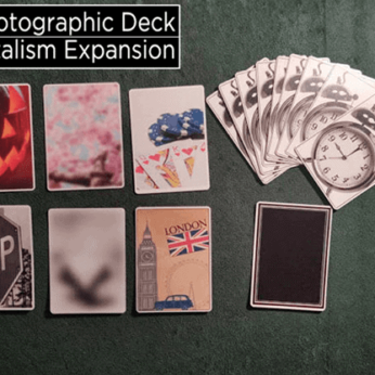 Photographic Deck Project Set by George Tait