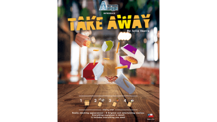 Take Away by Aprendemagia