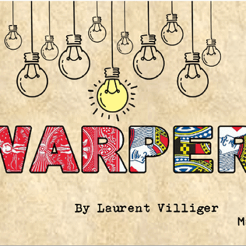 WARPER by Laurent Villiger