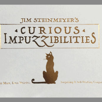 Curious Impuzzibilities by Jim Steinmeyer - Book
