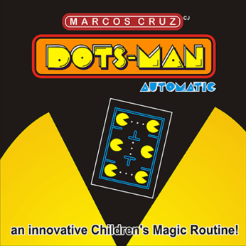 DOTS MAN AUTOMATIC by Marcos Cruz