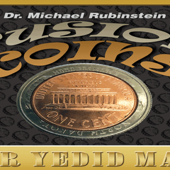 Fusion Coins by Dr Michael Rubinstein