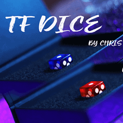 TF DICE (Transparent Forcing Dice) by Chris Wu