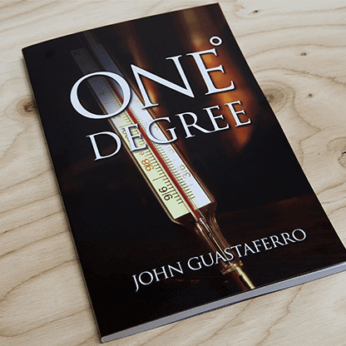 One Degree (Soft Cover) by John Guastaferro and Vanishing Inc