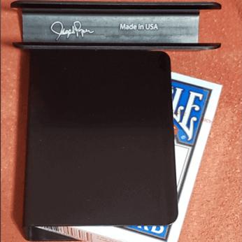 The Porper Card Clip Flat-Spine by Joe Porper