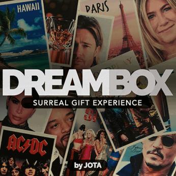 DREAM BOX by JOTA