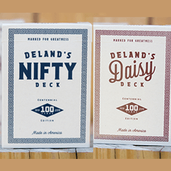 DeLand Centennial Playing Cards