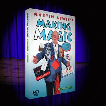 Martin Lewis's Making Magic Volume 3