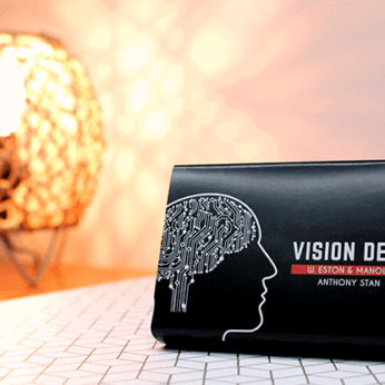 Vision deck by W.Eston, Manolo & Anthony Stan