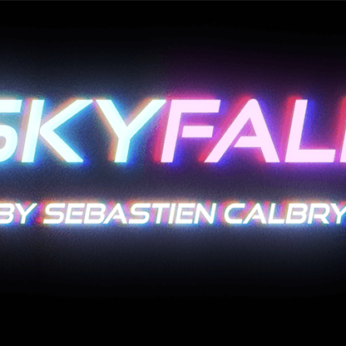 SKY FALL by Sebastien Calbry