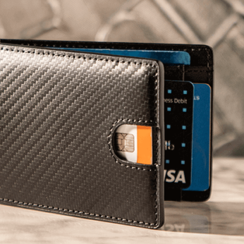 FPS Wallet Black by Magic Firm