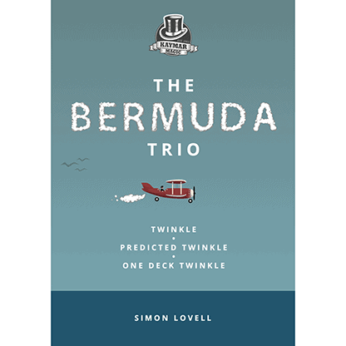 The Bermuda Trio booklet by Simon Lovell & Kaymar Magic