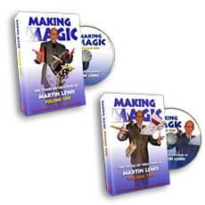 Making Magic #2 Martin Lewis