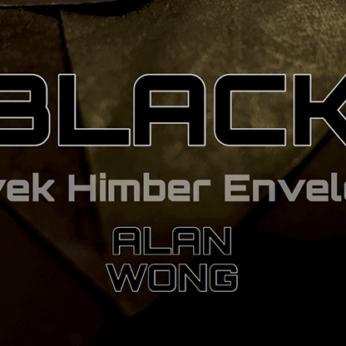 Tyvek Himber Envelopes BLACK (10 pk) by Alan Wong