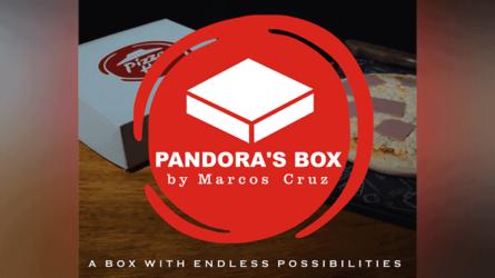 Pandora's Box by Marcos Cruz