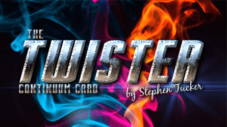 The Twister Continuum Card by Stephen Tucker