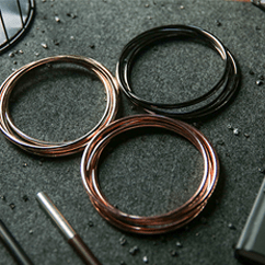 Linking Rings by TCC