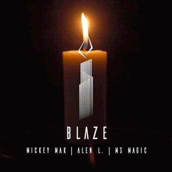 Blaze (The Auto Candle) by Mickey Mak, Alen L. & MS Magic