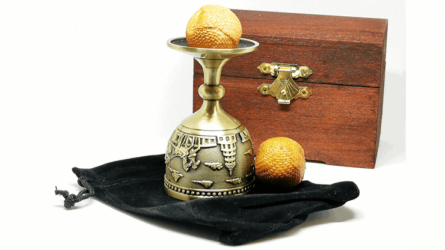 Collectors Mini Chop Chalice by Mike Busby