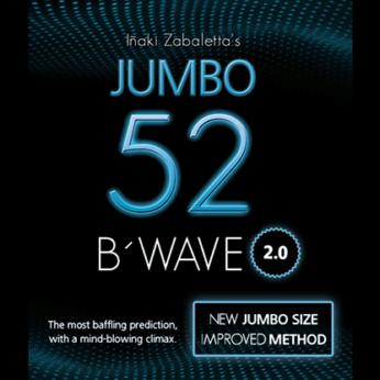 52 B Wave Jumbo 2 by Vernet Magic