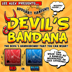 Devil's Bandana by Lee Alex