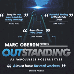 OUTSTANDING by Marc Oberon