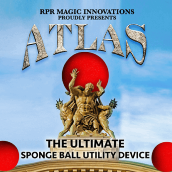 Atlas Kit Red by RPR Magic Innovations