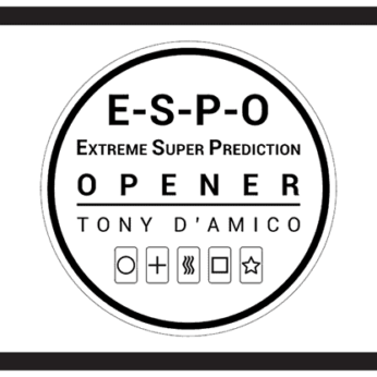 E.S.P.O. by Tony D'Maico and Luca Volpe