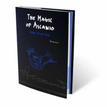 Magic Of Ascanio Vol.2 - Studies Of Card Magic by Arturo Ascanio