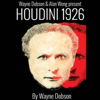 Houdini 1926 by Wayne Dobson and Alan Wong - Trick
