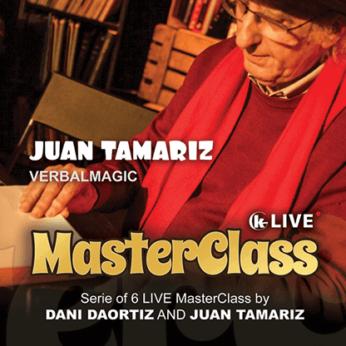 Juan Tamariz MASTER CLASS