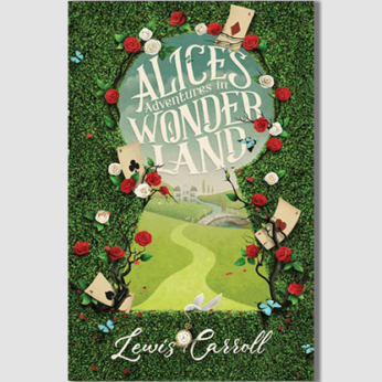 Alice's Adventures in Wonderland Book Test by Josh Zandman