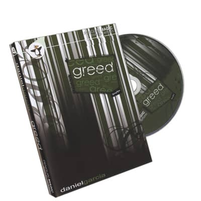 Greed by Daniel Garcia